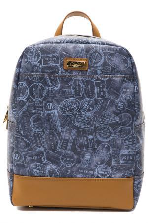 Backpack Alviero Martini. Цвет: denim_sequoia