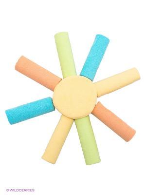 Комплект Luvable Friends. Цвет: желтый, зеленый, голубой, коралловый