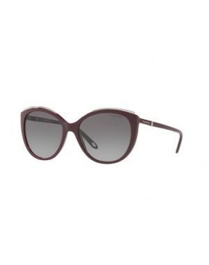 Солнечные очки TIFFANY & CO.. Цвет: красно-коричневый
