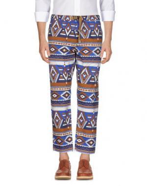 Повседневные брюки WHITE SAND 88. Цвет: коричневый