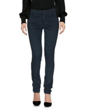 Повседневные брюки JOE'S JEANS. Цвет: цвет морской волны
