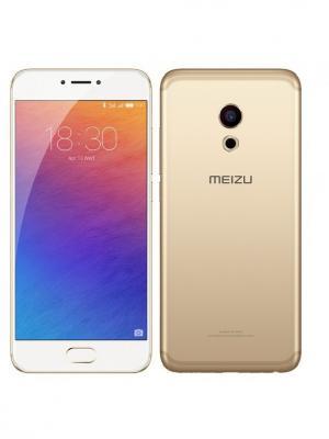 Смартфон Pro 6 64Gb Meizu. Цвет: розовый, белый