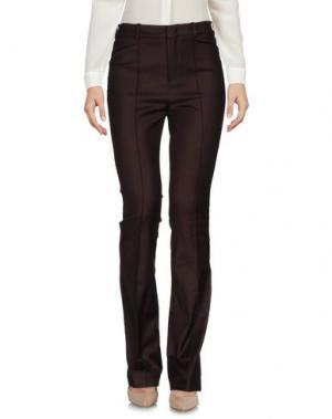 Повседневные брюки DRYKORN. Цвет: темно-коричневый