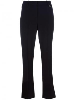 Классические брюки буткат Givenchy. Цвет: чёрный