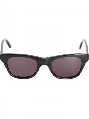 Детские солнцезащитные очки Chandler X Selima Optique. Цвет: чёрный