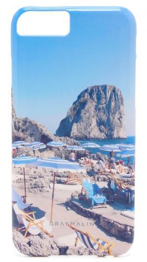 Чехол Capri для iPhone 6/6s Gray Malin