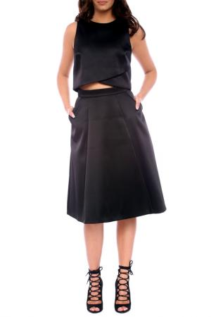 TOP Moda di Chiara. Цвет: black