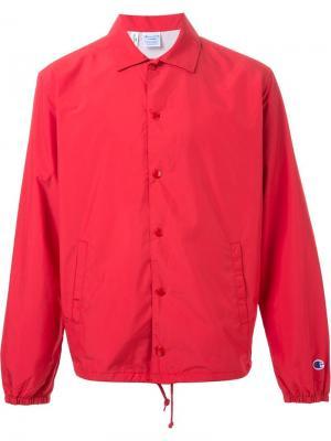 Куртка  x Champion Mr. Gentleman. Цвет: красный
