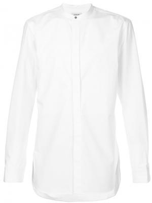 Рубашка Liquette Lemaire. Цвет: белый