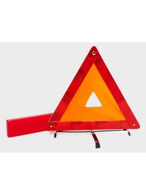 Знак аварийной остановки ТР 02 AZARD. Цвет: красный