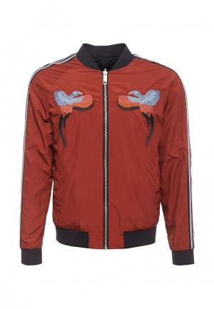 Куртка Antony Morato. Цвет: разноцветный