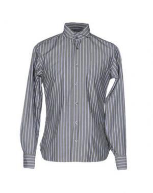 Pубашка DANOLIS. Цвет: зеленый-милитари