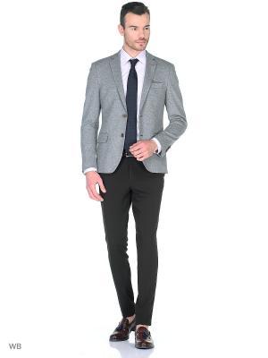 Пиджак LINDBERGH. Цвет: серый меланж