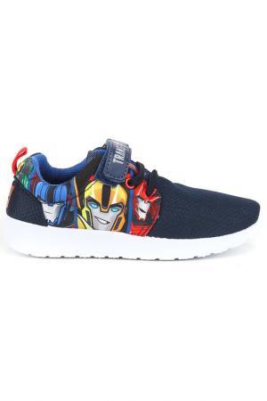 Кроссовки Transformers. Цвет: синие