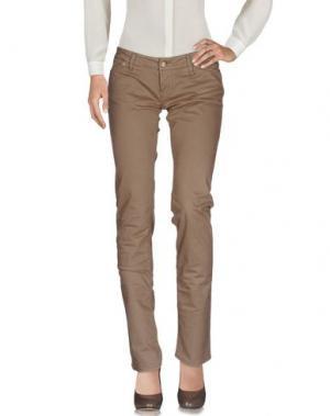 Повседневные брюки 2W2M. Цвет: хаки