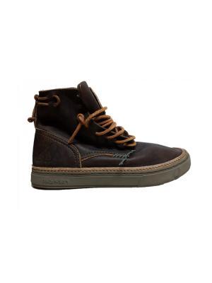 Ботинки Satorisan. Цвет: хаки