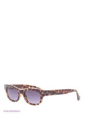 Очки солнцезащитные TM 504S 02 Opposit. Цвет: коричневый, рыжий