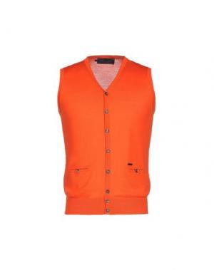 Кардиган DSQUARED2. Цвет: оранжевый