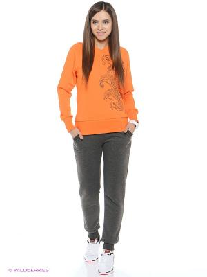 Худи Grishko. Цвет: оранжевый