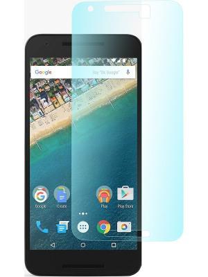 Защитное стекло LG Nexus 5X skinBOX. Цвет: прозрачный