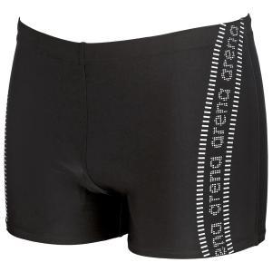 Шорты пляжные MaxFit® ARENA. Цвет: черный/ белый