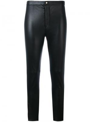 Укороченные брюки Isabel Marant. Цвет: чёрный