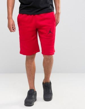 Jordan Красные шорты Nike 824020-687. Цвет: красный