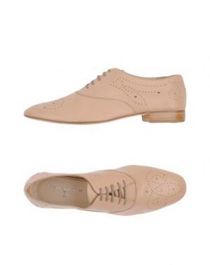 Обувь на шнурках SETTANTATRE LR. Цвет: песочный