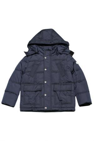 Куртка Dodipetto. Цвет: синий