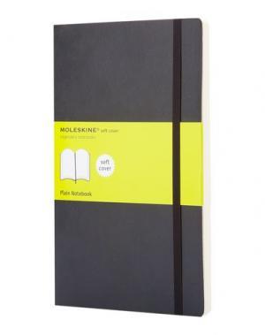 Записная книжка MOLESKINE. Цвет: черный
