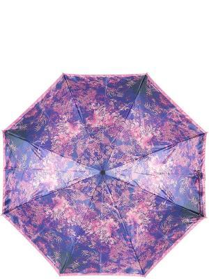 Зонт Eleganzza. Цвет: фиолетовый, лиловый