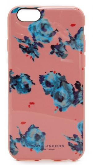 Чехол Brocade для iPhone 6s с цветочным рисунком Marc Jacobs