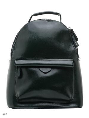 Рюкзак Elite Style. Цвет: темно-зеленый