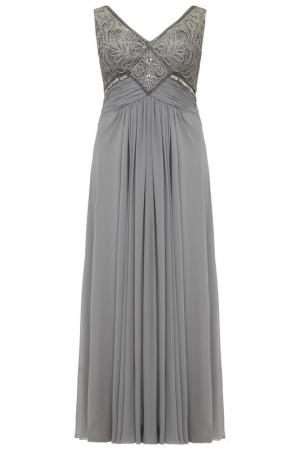 Dress DYNASTY CURVE 31012816_SILVER