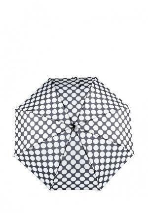 Зонт складной Mango. Цвет: черный
