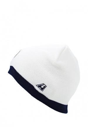 Шапка Atributika & Club™. Цвет: белый