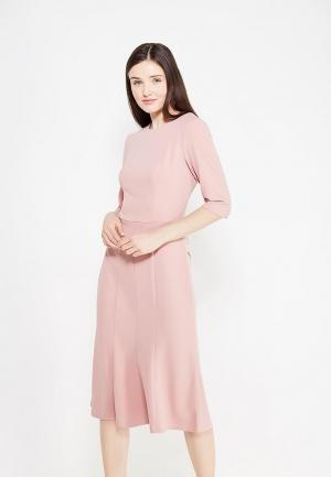 Платье Kristina Kapitanaki. Цвет: розовый