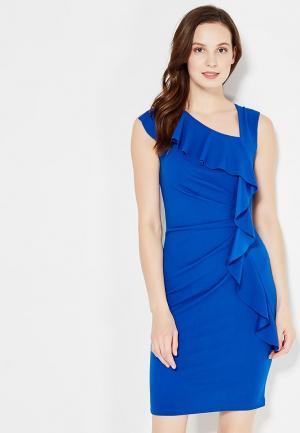 Платье Tantra. Цвет: синий