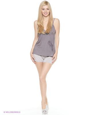 Комплект одежды HAYS. Цвет: серый