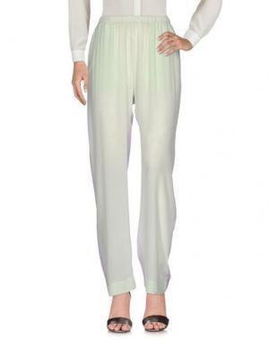 Повседневные брюки ANTIK BATIK. Цвет: светло-зеленый