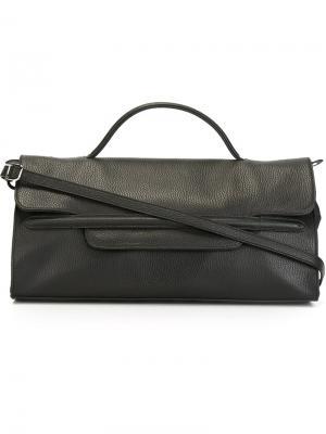 Средняя сумка  Nina Zanellato. Цвет: чёрный
