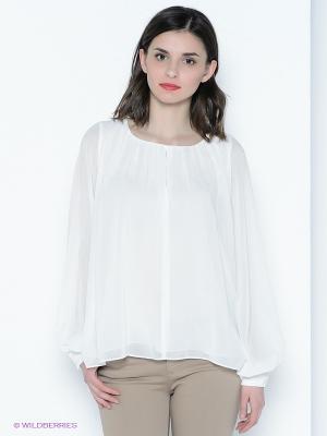 Блузка Sinequanone. Цвет: белый