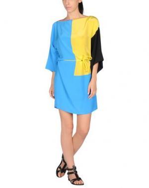 Пляжное платье ROKSANDA. Цвет: лазурный