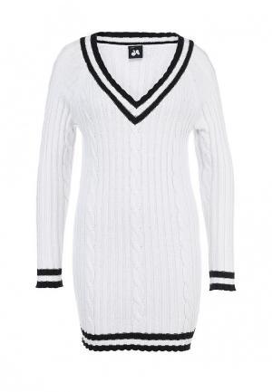 Платье Catwalk88. Цвет: белый