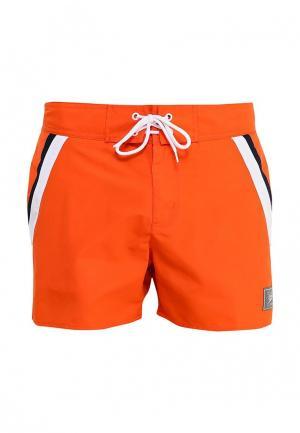 Шорты для плавания Speedo. Цвет: оранжевый