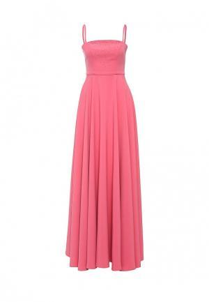 Платье Disash. Цвет: розовый