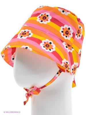 Панама Kerry. Цвет: оранжевый, розовый