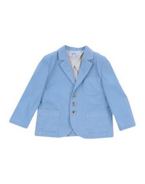 Пиджак ALETTA. Цвет: лазурный