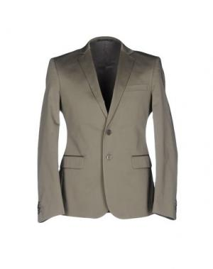 Пиджак DAVID NAMAN. Цвет: хаки