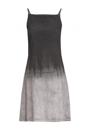 Платье из хлопка 161049 Un-namable. Цвет: серый